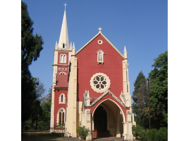 Annunciation Church, Pachmarhi