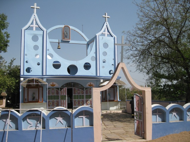 St. Peter's Church, Pipariya