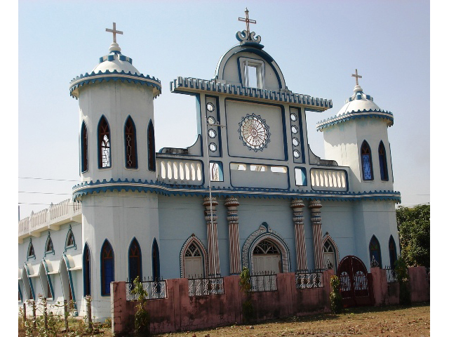 Fatima Church, Nagpur Kalan