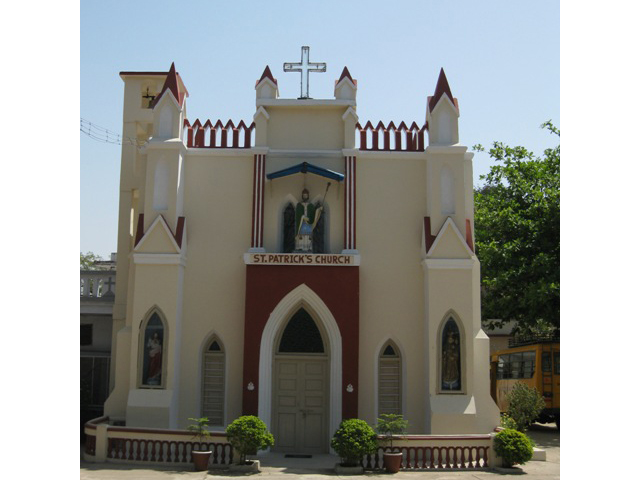 St. Patrick's Church, Sohagpur