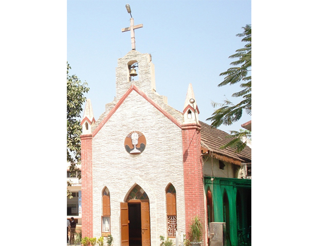 Church of Immaculate Conception, Harda