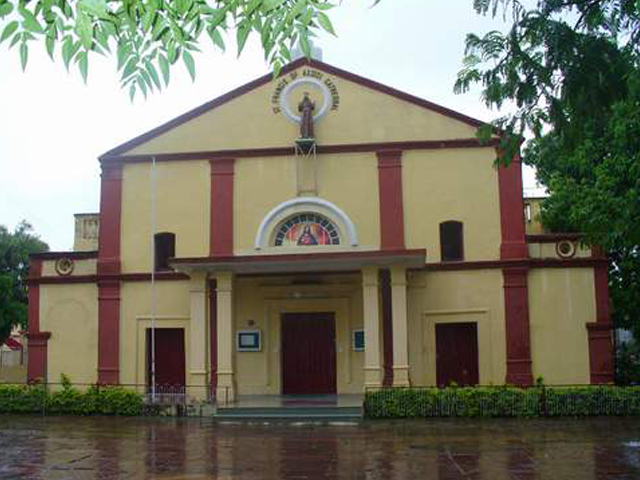 St. Francis of Assisi Cathedral, Jehangirabad